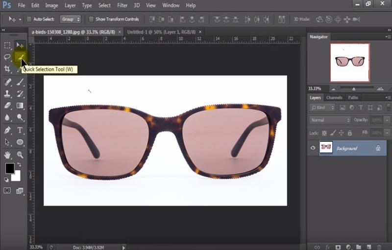 Cutout Image & Remove Background from an Image With the Selection Tools