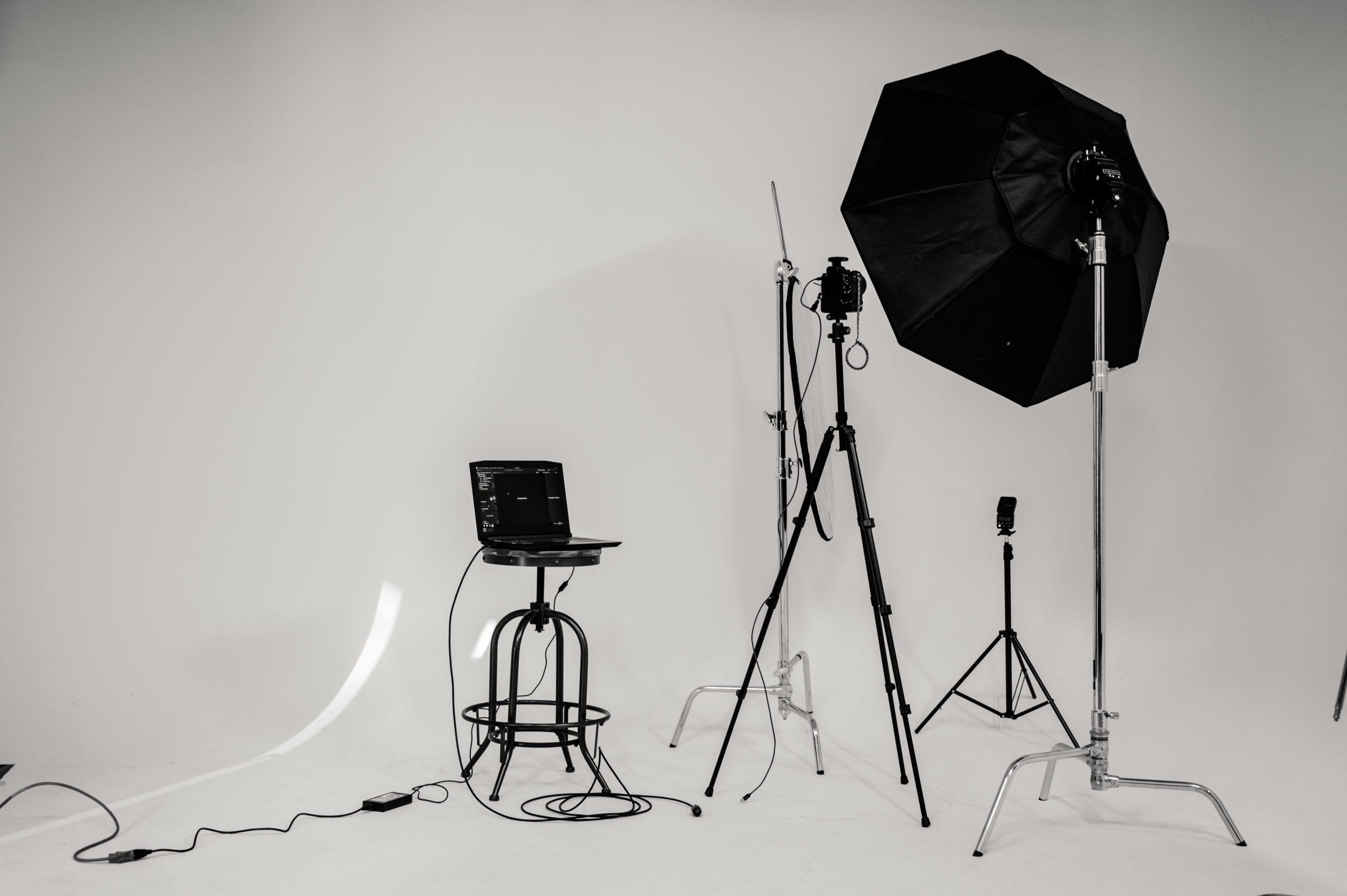 Digital Photography Studio Equipment