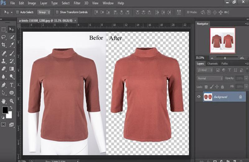 How To Make Images Transparent  On Photoshop
