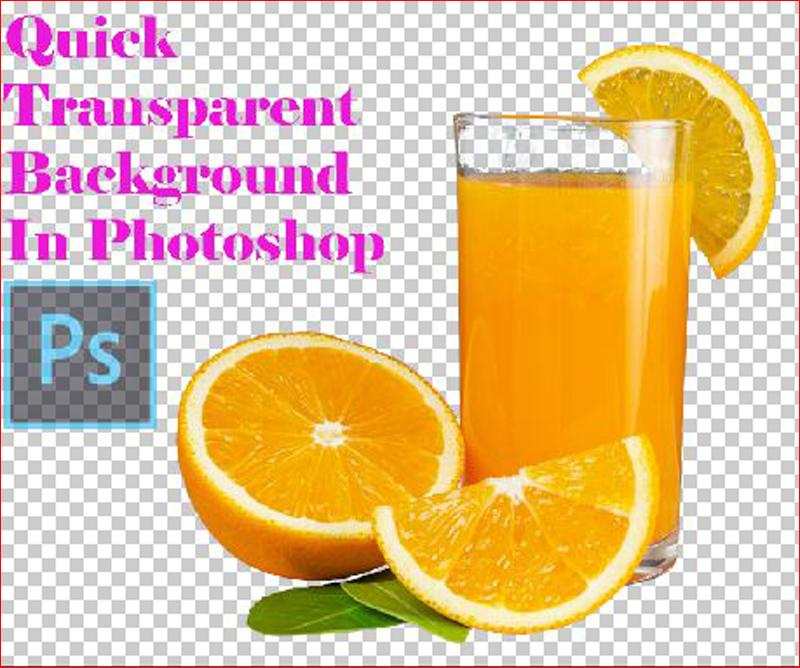 How to Use Transparent Images