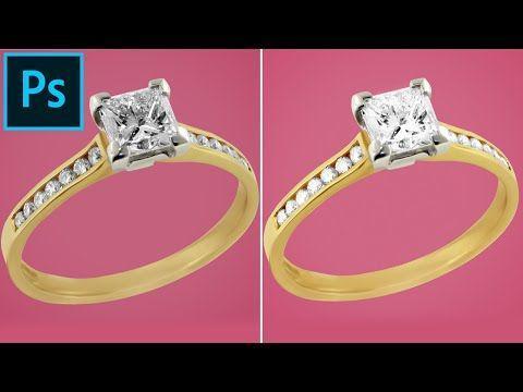 Importance Of Jewelry Photo Retouching