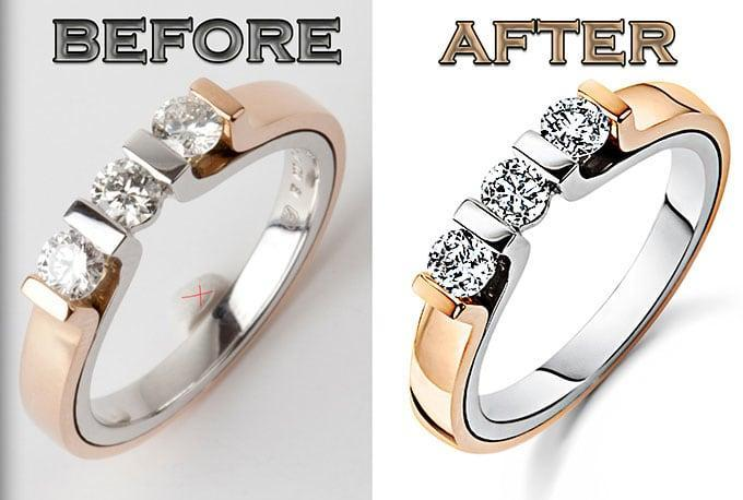 What Is The Jewelry Retouching?