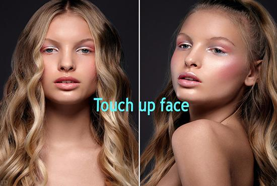 How to Clean up photo in photoshop