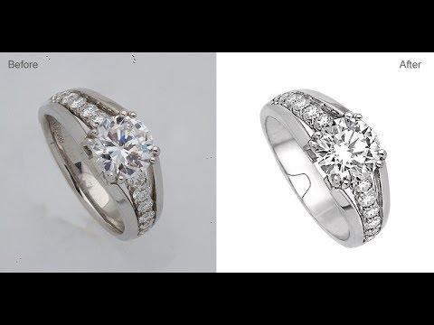 Editing Jewelry Photography Tips in Photoshop